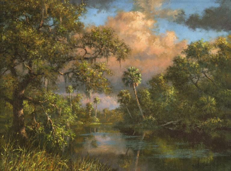 Lazy River by A. E. Backus