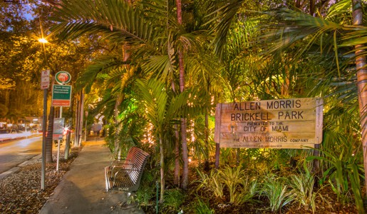 The Allen Morris Brickell Parks